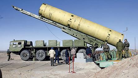 EUA suspeitam que a Rússia faça testes secretos de um novo míssil de longo alcance