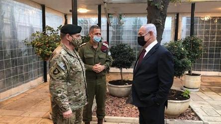 Militar dos EUA se reuniu com Israel, Sauditas e Emirados no combate à agressão iraniana