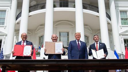 Biden vai encorajar estados árabes a normalizar laços com Israel