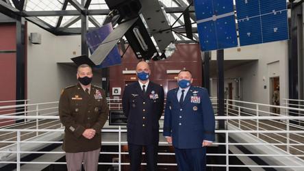A OTAN entra em novo domínio de combate no espaço