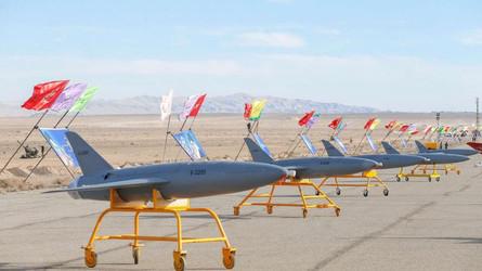 Facção iraquiana apoiada pelo Irã lançou ataque de drones contra palácio saudita
