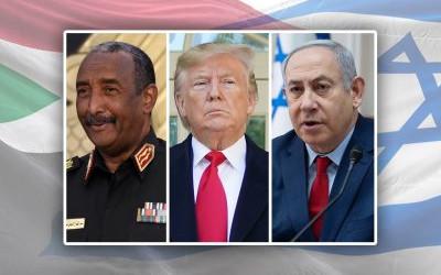 """O """"Acordo de Paz Sudão-Israel: muitas manobras nos bastidores"""