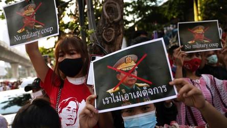 Golpe de Mianmar: EUA e China se dividem em resposta à tomada do exército