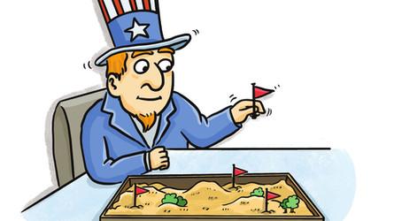 Analista chinês: Até onde os EUA podem ir para estabelecer bases militares próximas da China?
