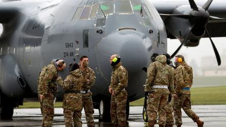 De olho na China, a Força Aérea dos EUA trabalha base aérea nas profundezas do Pacífico Ocidental