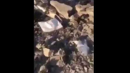 Míssil balístico iraniano não identificado atacou grande base militar de aliado israelense