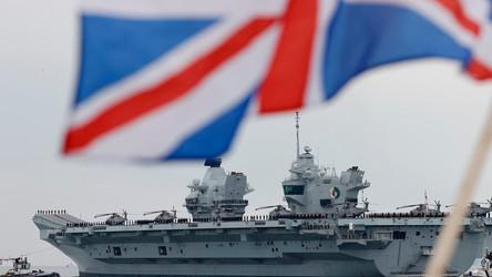 Diplomacia de canhoneiras britânicas dispara contra a China