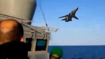Comando da Marinha dos EUA propõe abater caças russos caso se aproximarem dos navios