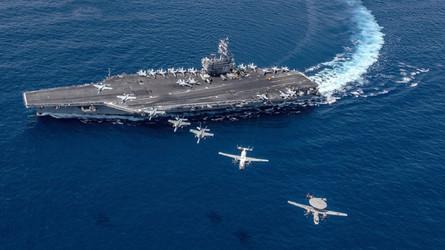 China não demorou em testar a determinação da nova administração dos EUA na área marítima disputada