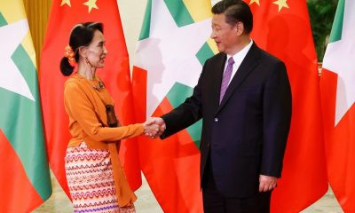 Golpe militar: A ligação Mianmar-China
