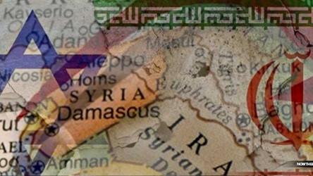 Eixo da resistência - alerta de guerra para alvejar abertamente Israel se ataques ao Irã continuarem