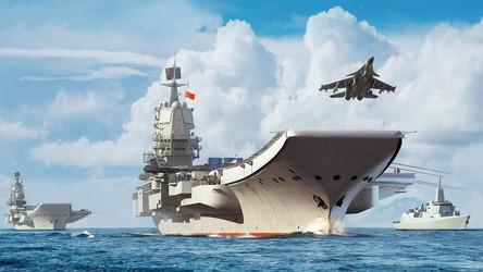 Maior x Mais forte: assim os EUA planejam combater a marinha da China no Oceano Índico