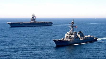 Fox News: Submarino dos EUA estava pronto para afundar navios de guerra russos após ataques de 2018