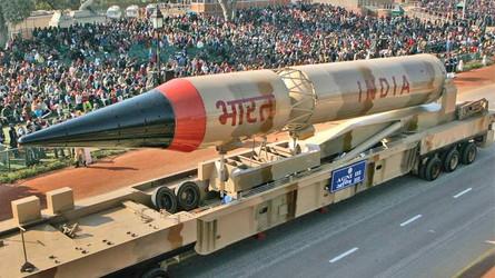 Análise: Cresce o arsenal de armas nucleares da Índia