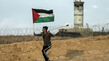 Israel não tem o direito de autodefesa contra as pessoas sob sua ocupação