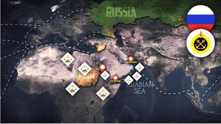 Sudão: Desde o colapso da URSS, Rússia estabelece base naval próxima a importantes linhas marítimas