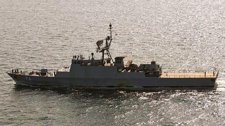 Militares dinamarqueses localizam navios da marinha iraniana no Mar Báltico