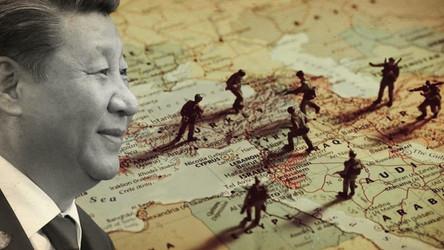 China mostra que também pode jogar duro no Oriente Médio