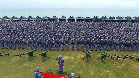 Alerta: China iniciou expansão militar em diferentes regiões do planeta