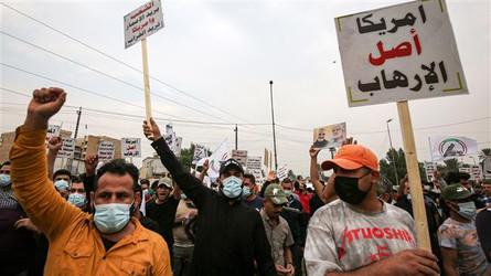 Deputado Iraquiano: As tropas dos EUA no Iraque devem partir não importa quem esteja na Casa Branca