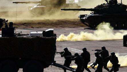 Taiwan organiza exercícios militares objetivando repelir ataque ao continente