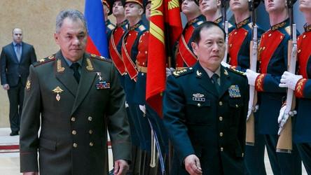 O que a Rússia e a China podem fazer, o Ocidente não pode revidar