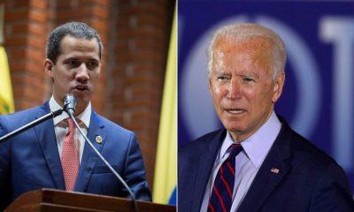 O imperialismo é bipartidário: Biden reconhece Juan Guaidó como presidente da Venezuela