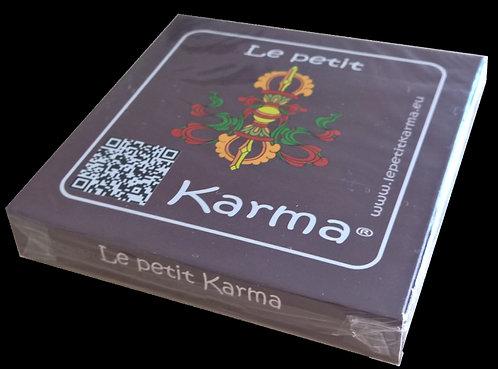Jeu de 25 cartes   (+ notice) Le Petit Karma)