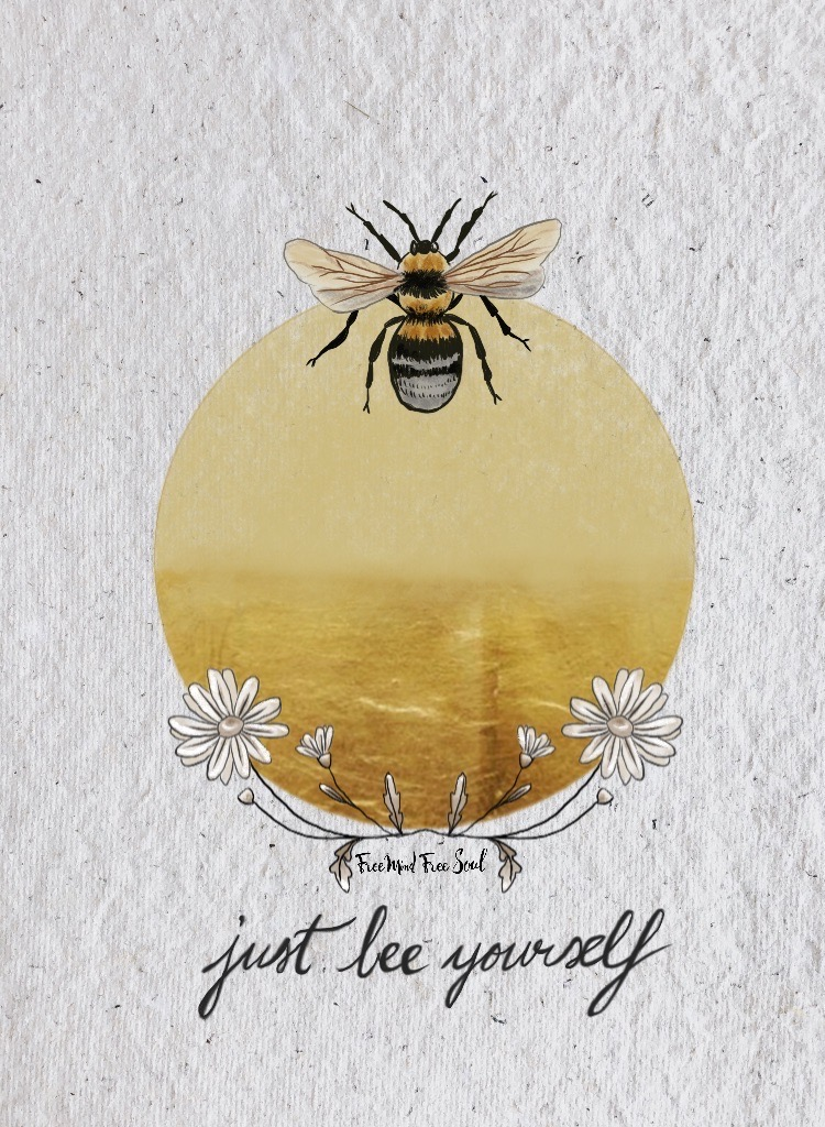 Just bee yourself