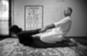 Tommaso Sguanci Thai massage