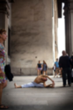 Tommaso Sguanci Dublin Ireland Meridian Yoga