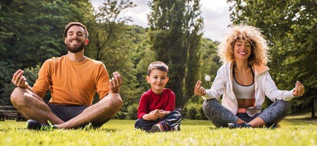 Taller: Meditación y Yoga en Familia