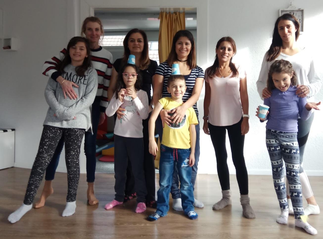 Grupo Taller Meditacion en Familia - Zug