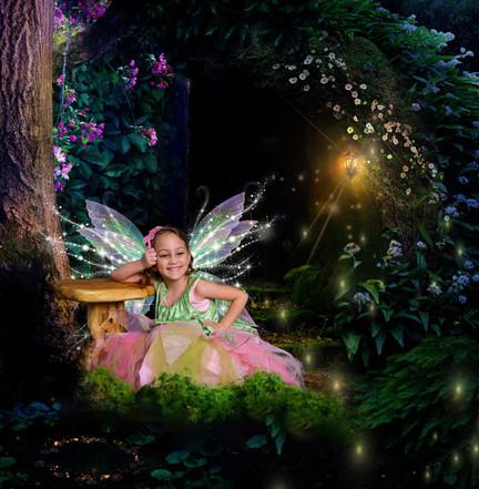 Fairy Tale Mini Sessions with Jacqueline