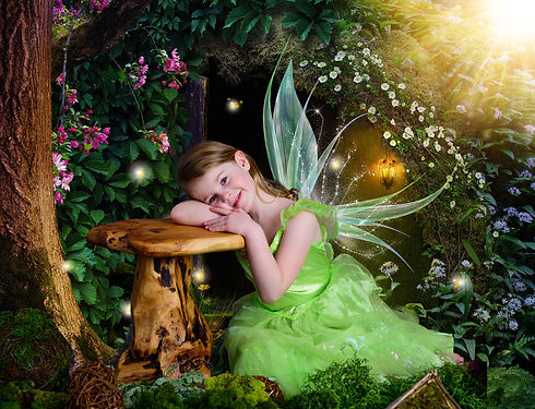 Enchanted Fairy Mini Session Rehoboth Be