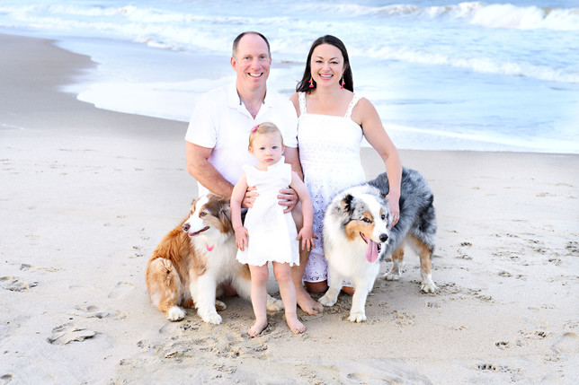 Family Portraits Rehoboth Beach Delaware