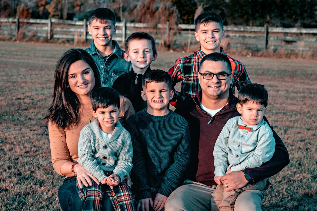 Family Portraits Delaware