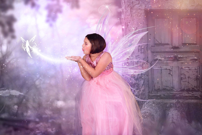Magical Fairy Tale Portraits with Jacque