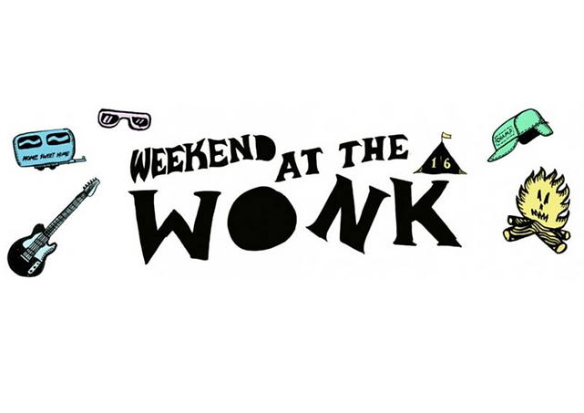 Weekend at the wonk, the smith street band, grain, grainzine, music