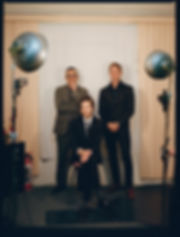 INTERPOL, INTERPOL BAND, AUSTRALIA, GRAIN, FALLS FESTIVAL, MARAUDER