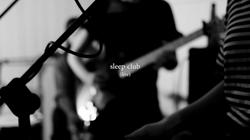 GRAIN sessions: SLEEP CLUB