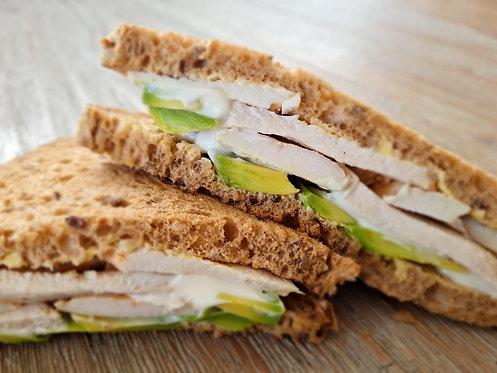 Chicken & Avo Sandwich