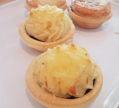 Potato Top Pie