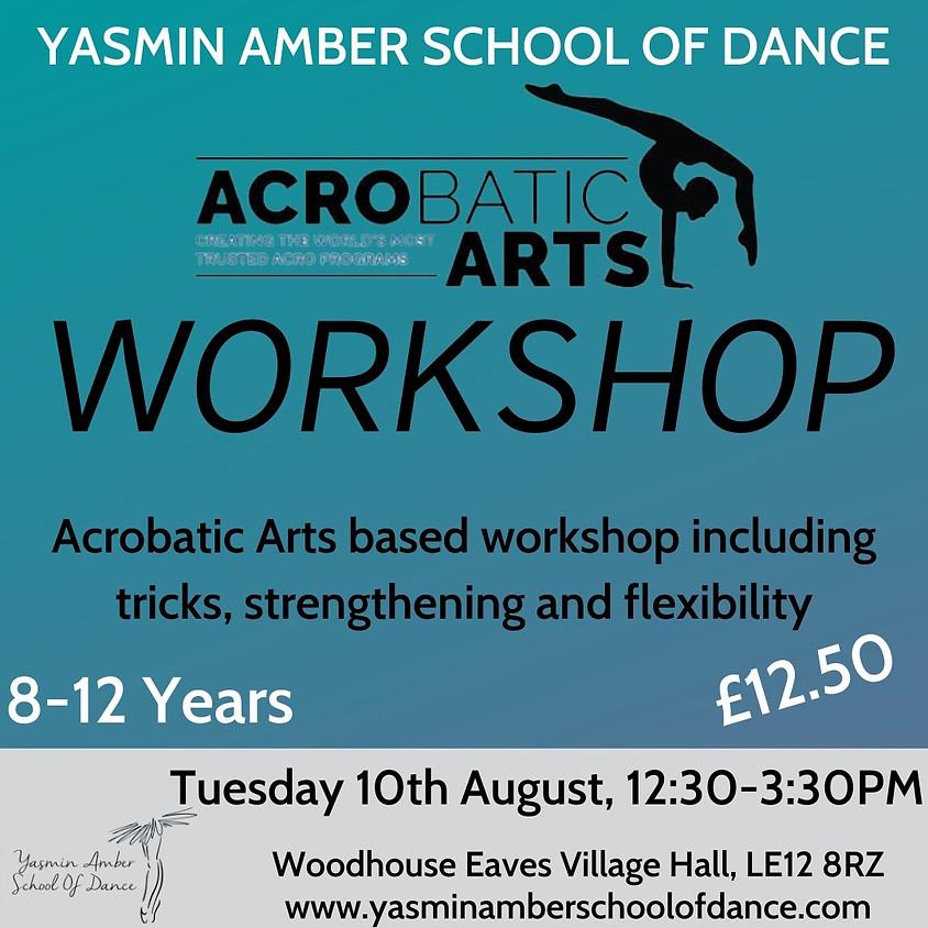 Acrobatic Arts Workshop
