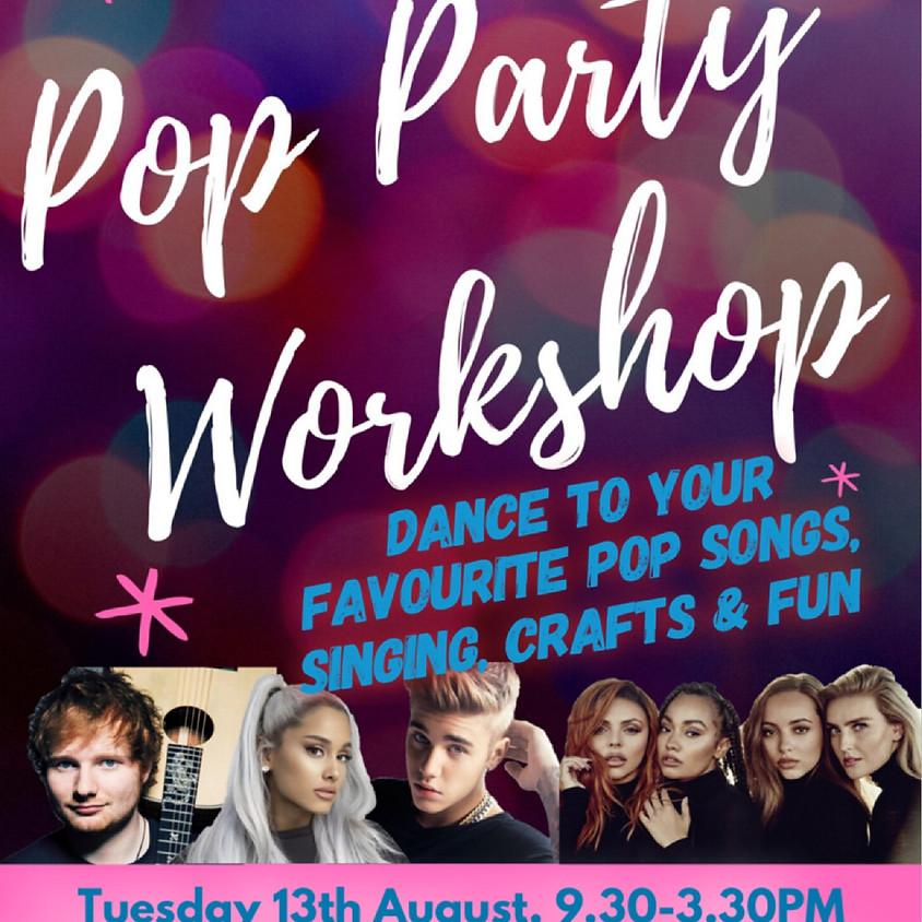Pop Party Workshop