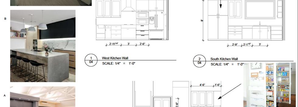 Kitchen Concept & Design