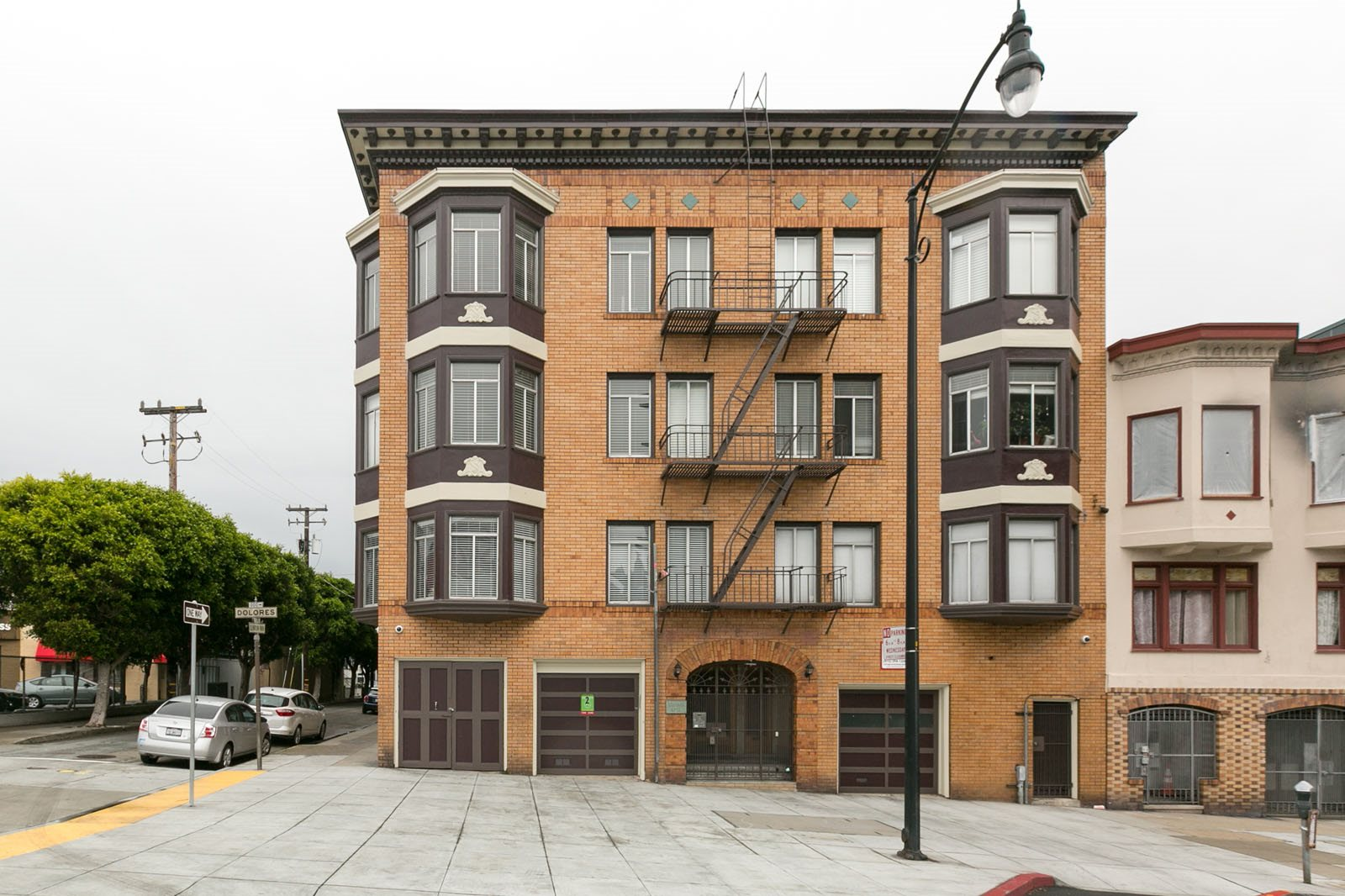 Dolores Apt, San Francisco