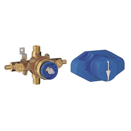 Grohe - 35065001 - Grohsafe Universal Pressure Balance Rough-In Valve