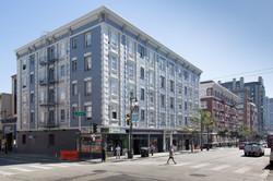 Polk Apartments, San Francisco