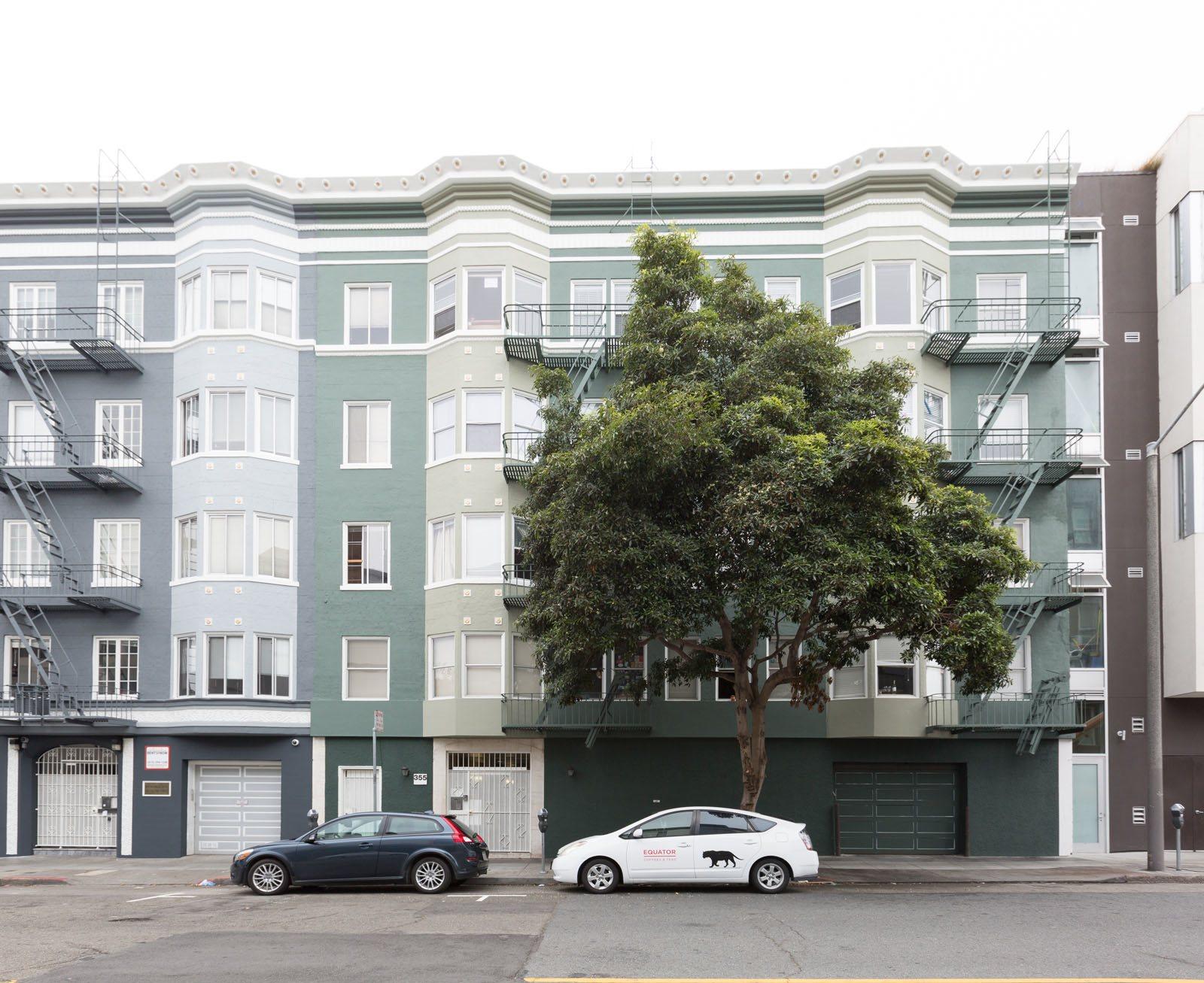 Fulton Apartments, San Francisco